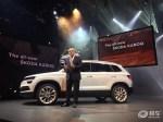 斯柯达KAROQ正式发布 全新紧凑SUV/2018年一季度国产上市