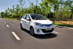电动代步只需5万 试驾长安奔奔EV