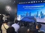 全新英菲尼迪Q60于武汉车展激情上市