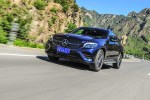 测进口奔驰GLC 轿跑SUV 为个性买单