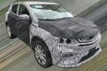 吉利全新高端小型SUV—SX11谍照曝光 2019年投产