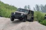 试驾Jeep牧马人Rubicon Recon限量版 用实力说话/限量100台
