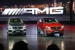 梅赛德斯-AMG GLE 43/GLE 43 Coupe上市 售103.8-106.8万元