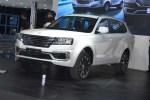 图解华泰圣达菲7 华泰全新紧凑型SUV