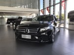 全新行政级轿车——奔驰E300L杭州之信店实拍