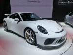 新保时捷911 GT3首秀成都车展 售202.8万元