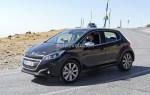 标致1008路试照曝光 定位小型跨界SUV/或2018年亮相
