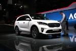 2017法兰克福车展:起亚新款索兰托正式亮相