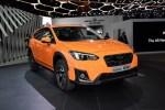 斯巴鲁全新XV将9月19日上市 推4款车型/20.48万起售