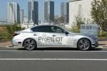 日产先进技术展示 自动驾驶/无线充电体验