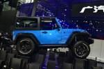 2017广州车展:Jeep牧马人Mopar限量典藏版售69.99-77.99万元