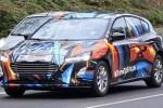 福特全新一代福克斯最新谍照 有望于明年底特律车展发布
