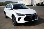 全新比亚迪SUV曝光 大嘴式进气格栅/或2018年上市