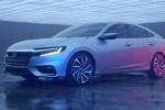 本田Insight样车图发布 将于2018北美车展亮相