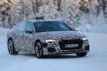 奥迪新一代A6预告图曝光 日内瓦车展首发