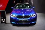 全新宝马M5将于3月22日上市 搭4.4T V8发动机