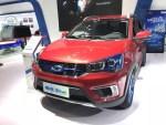 奇瑞纯电动SUV瑞虎3xe开启预售 售12.58万元/推两款车型