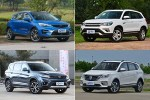 自主也要性价比! 这四款自主SUV配置高、空间大还实惠