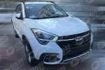 奇瑞全新SUV手动挡车型谍照 有望于年底正式上市
