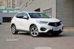 讴歌CDX混动版将4月上旬亮相 推四款车型/4月25日上市