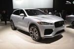 2018纽约车展:捷豹F-PACE SVR正式发布