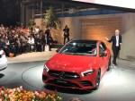 新奔驰A级将于北京车展国内首发 全新内饰设计/或年底上市