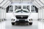 参观宝沃北京工厂 8车型柔性生产线