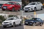 10万元以下谁更具性价比? 四款自主紧凑级家轿推荐