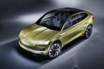 斯柯达将于2020年推纯电动Coupe SUV车型