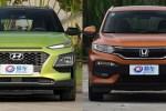 """北京现代ENCINO对东风本田XR-V 哪个更像小型SUV""""运动员""""?"""