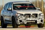 宝马X3 M赛道选装包 动力将达到475HP