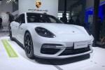 2018北京车展:保时捷Panamera Turbo S 混动旅行版亮相