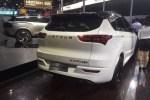2018北京车展:捷途X70 coupe正式发布 可DIY的运动SUV