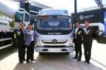 2018北京车展:福田汽车发布四款全新产品