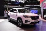 2018北京车展:新CS75 PHEV插电混动亮相 全新外形 年内上市