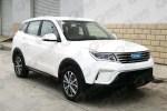 曝野马EC60申报图 小型纯电动SUV/配全景天窗