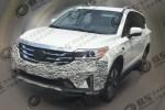 曝广汽传祺新款GS4 EV谍照 同步燃油车设计/2018年底上市