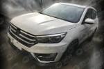 汉腾X5 EV车型配置曝光 综合工况续航252km