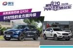 汽车进化论:全新英菲尼迪QX50 针对性的全方面升级