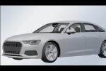 奥迪全新A6L专利图曝光 或2019年初上市