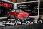 一汽丰田奕泽正式上市 售价14.98-17.58万元/造型吸睛
