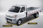 长安神骐两款新车上市 售4.88-5.72万元/定位小卡车市场