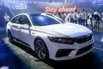东风本田Inspire将于10月发布 2019年推全新纯电动车