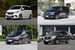 空间和舒适是取胜关键 四款20万级MPV车型对比