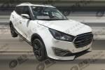 众泰T300路试照曝光 新增1.5T+6MT动力车型