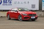 奔驰新款CLA级/B级上市 售22.58-35.98万元/配置调整