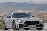 梅赛德斯-AMG GT R Clubsport版路试照 换装全新排气