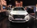 2018巴黎车展:DS 7 Crossback E-Tense插电式混动版亮相
