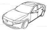 全新马自达3设计图曝光 有望于11月洛杉矶车展亮相