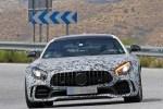 新款梅赛德斯-AMG GT谍照曝光 外形小幅调整
